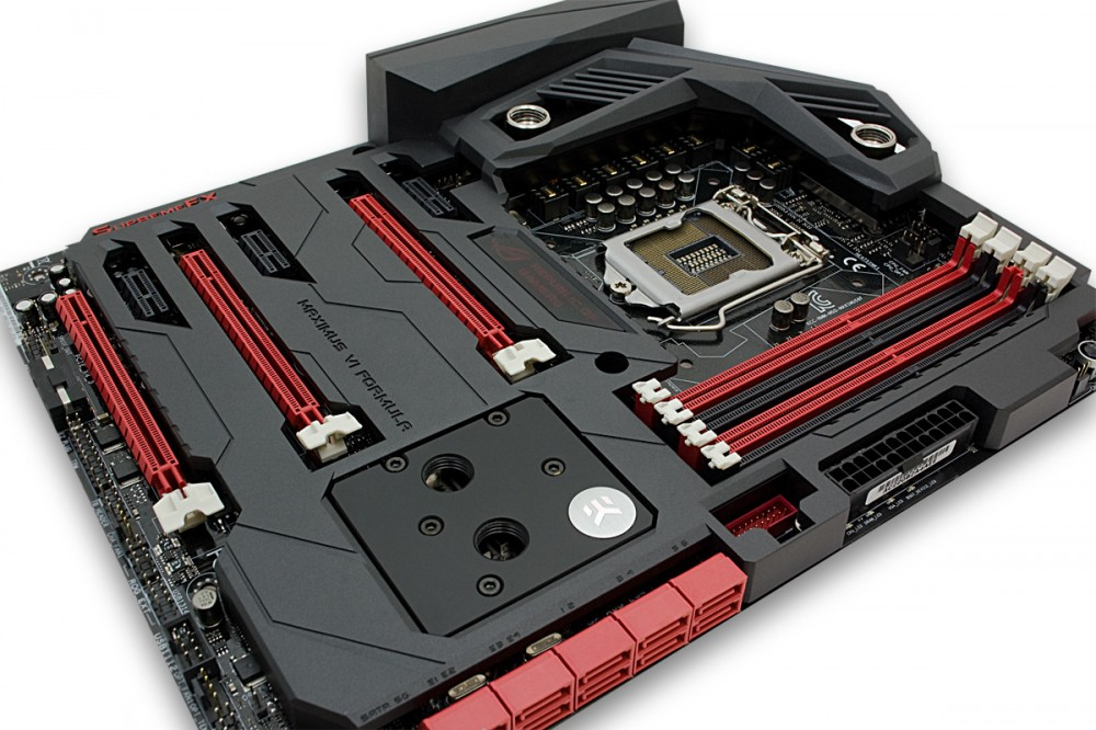 ASUS Motherboards Declared as Industry's Most Reliable