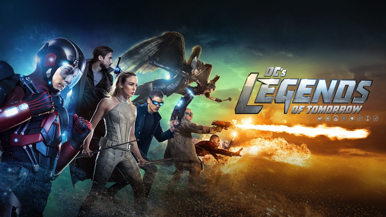 Dc S Legends Of Tomorrow Wallpaper And Background Image: Legends Of Tomorrow Premiere Episode Impressions