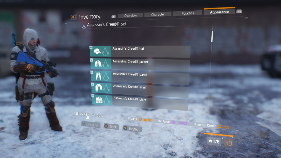 The Division Has Assassin S Creed And Splinter Cell Outfits
