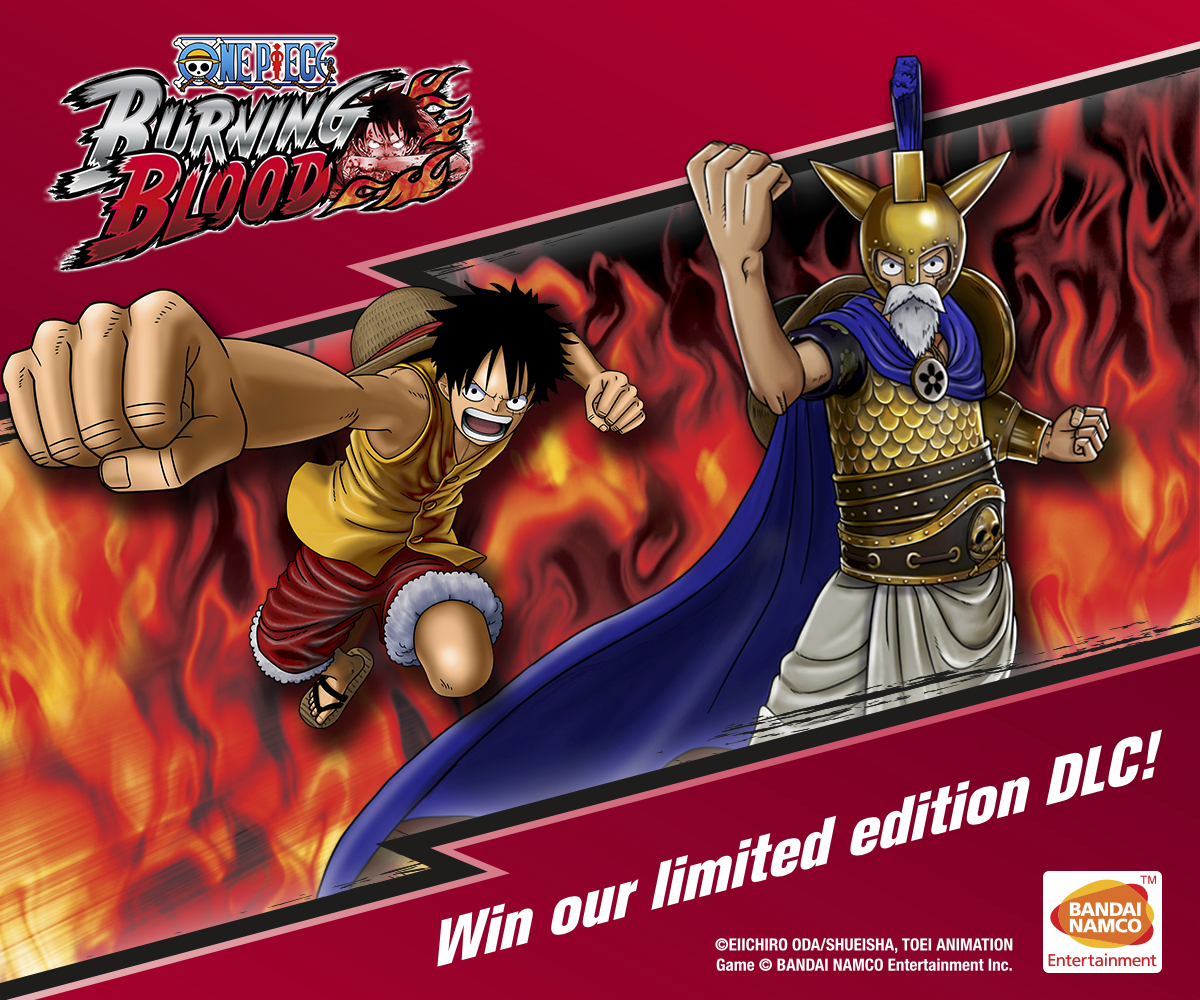 One Piece Burning Blood: Get A Chance To Win An Exclusive DLC Character For One