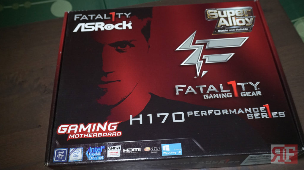 Asrock Fatal1ty H170 Performance Review