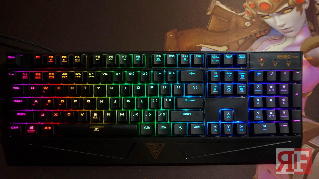396ddda780c Gamdias Hermes RGB Mechanical Keyboard Review