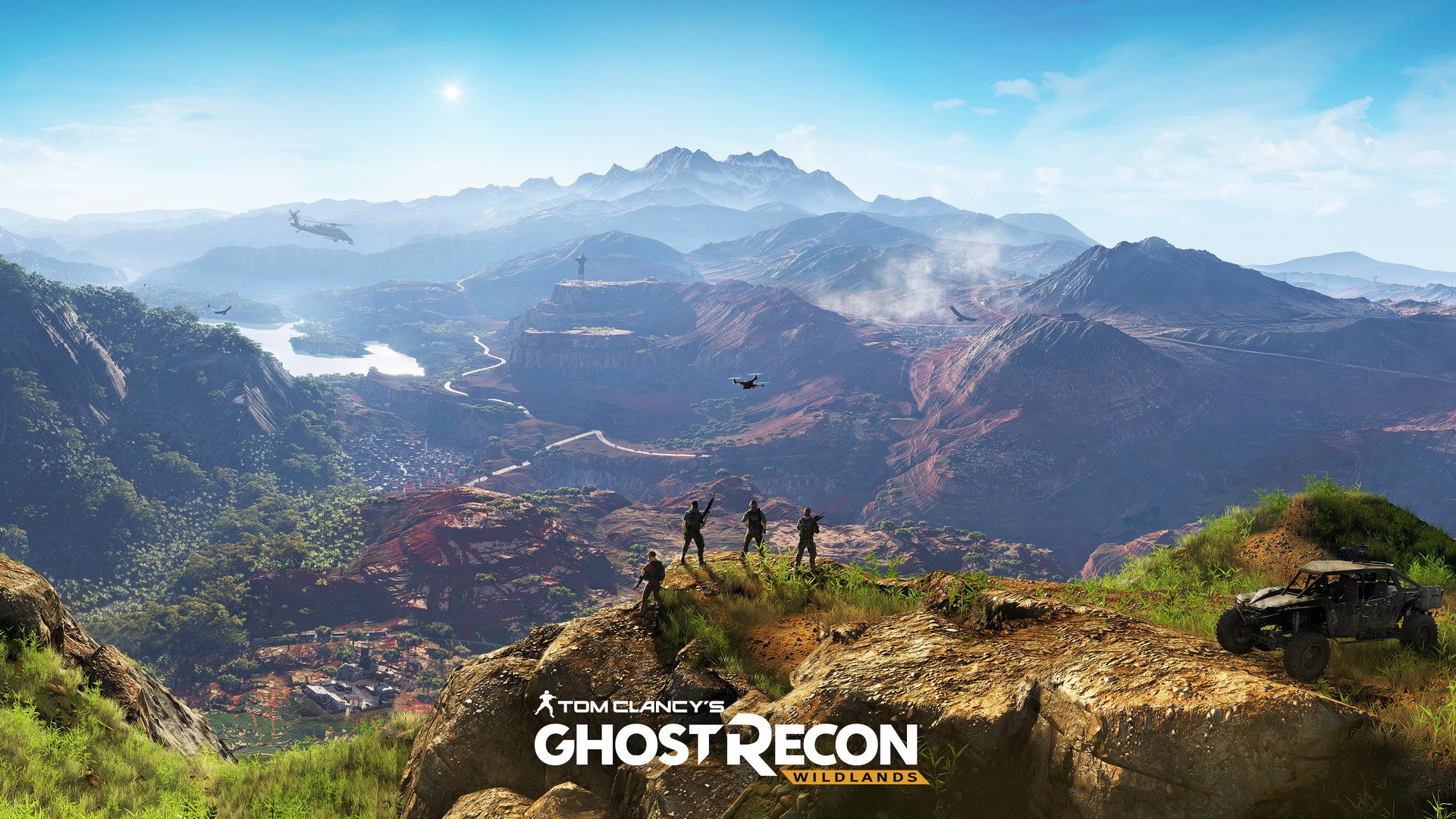 Ubisoft And Amazon Announce Collaboration To Create Tom Clancy S