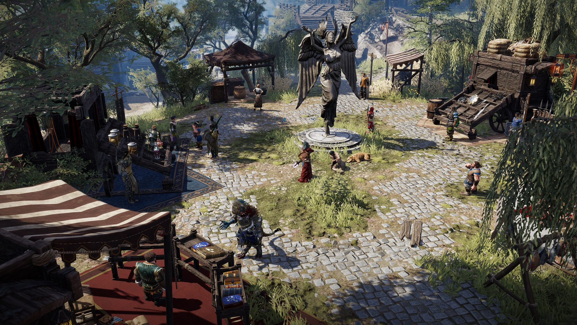 Create Your Legacy In Divinity Original Sin 2 Definitive