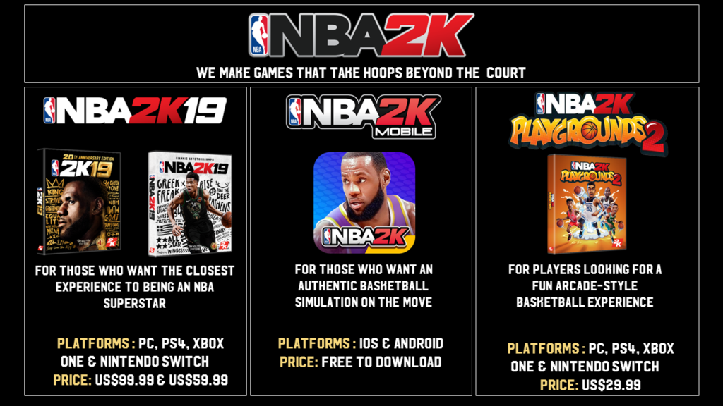 All-New NBA 2K Mobile Now Available Worldwide on iOS