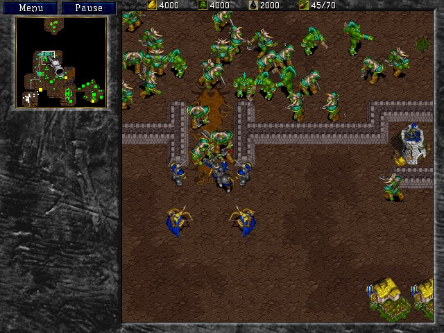 Warcraft Orcs Humans And Warcraft Ii Battle Net Edition Now