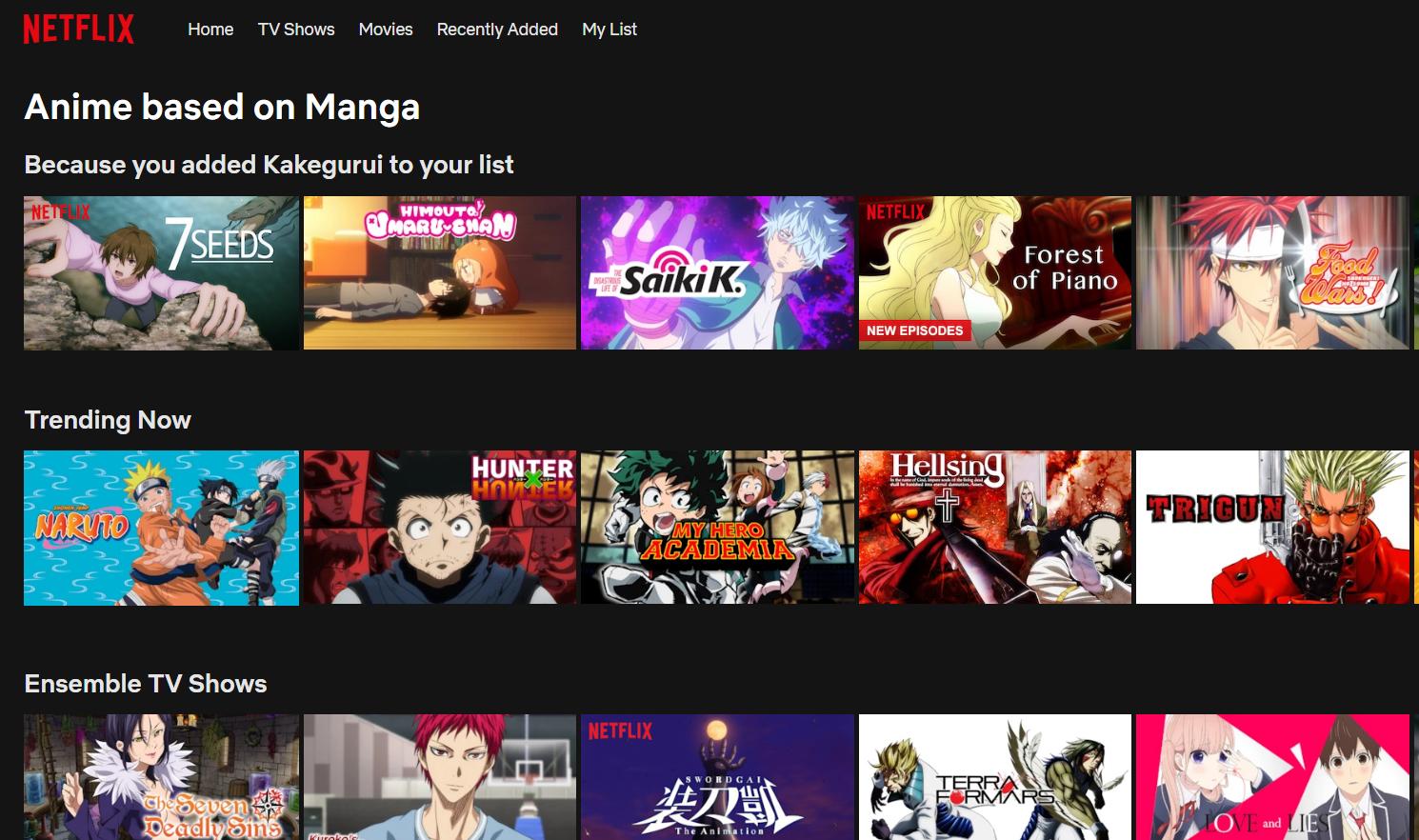 5 Situs dan Aplikasi Nonton Anime Lengkap Terbaik yang Wajib Kamu Coba