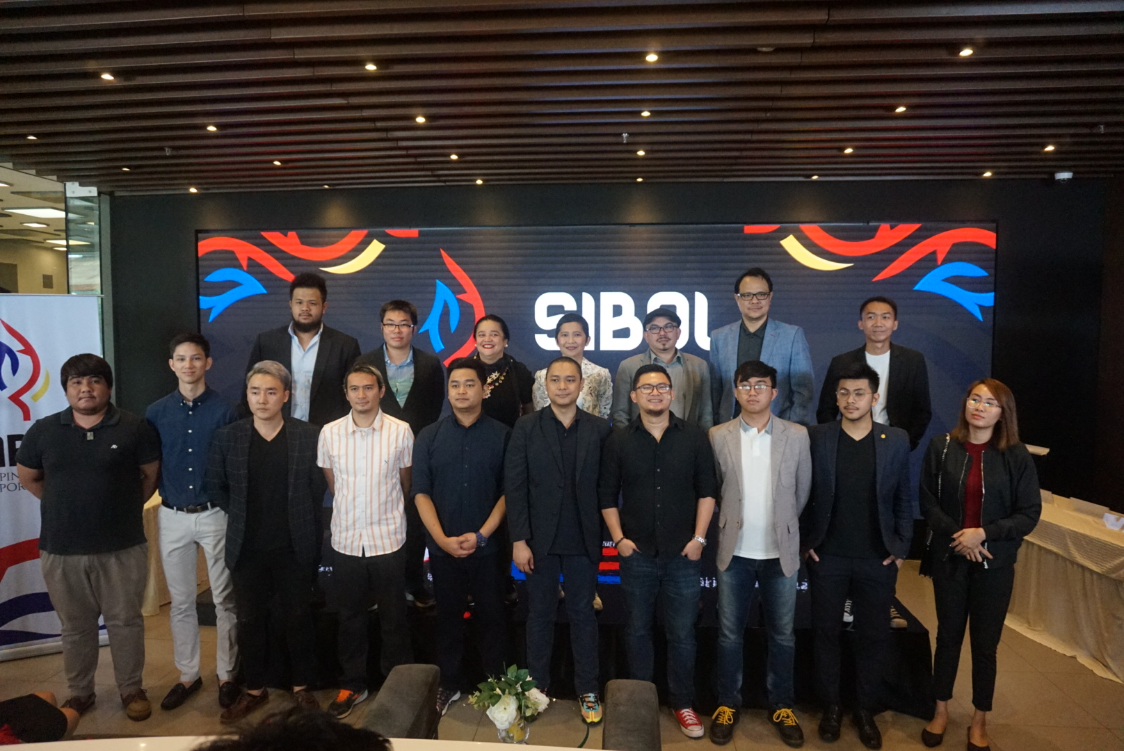Open Qualifiers for the Sibol Esports Team in the 2019 SEA